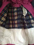 Пальто-куртка удлиненная для девочки 6-10 лет, фото 8