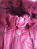 Пальто-куртка удлиненная для девочки 6-10 лет, фото 9