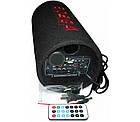 """Сабвуфер активний автомобільний BOSCA 5"""" в машину сабвуфер 29*15 см потужний фазоінвертором, фото 3"""
