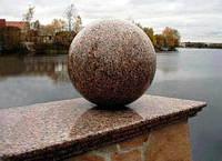 Гранитный шар