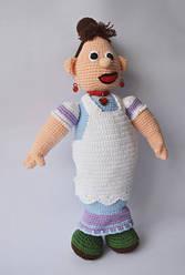 Вязанные игрушки от Podzharova Marina