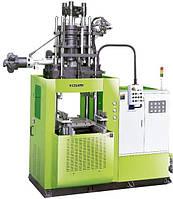Вертикальная машина для литья резины по методу F.I.L.O