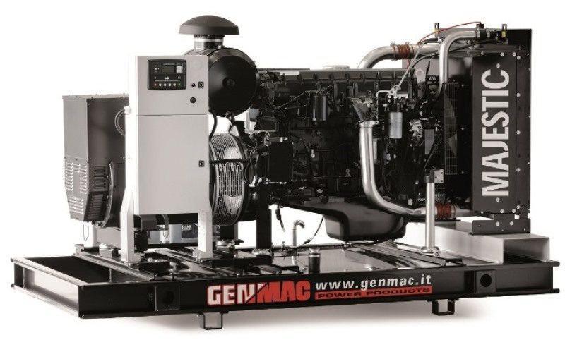 Трехфазный дизельный генератор Genmac Majestic G500 IO (432 кВт)