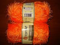 YarnArt Samba - 07 оранжевый неон