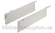 Метабокс 150х450 мм. білого кольору