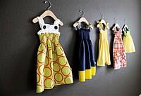 Платья, сарафаны, туники для девочек