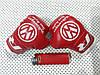 Подвеска (боксерские перчатки) VOLKSWAGEN RED