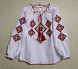 Вышиванка для девочки, фото 3