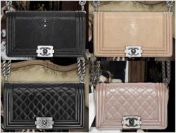 Клатчи Chanel, Moschino и др