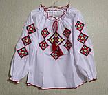 Вышиванка для девочки, фото 5