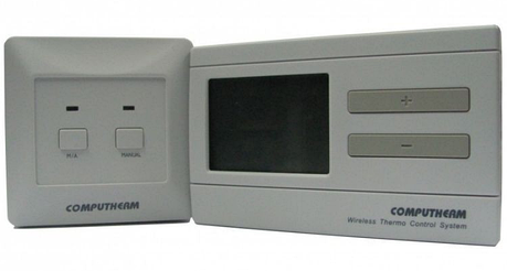 Терморегулятор радиоуправляемый Computherm Q7 RF , фото 2