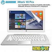 Планшет AlldoCube iWork10 Pro Dual OS Tablet with Keyboard