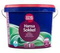 Viva Color Hansa Sokkel А 2,7 л Матова водно-дисперсійна акрилатна фарба для цоколя