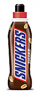Молочный коктейль Snickers Shake, Великобритания 350 мл., фото 1