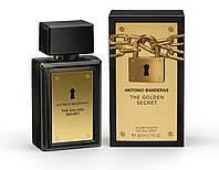 Мужская парфюмированная вода Antonio Banderas The Golden Secret (Зе Голд Секрет) 100 мл