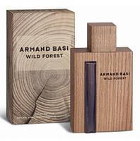 Мужская парфюмированная вода Armand Basi Wild Forest (Арманд Баси Ваилд Форест) 100 мл