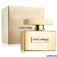 Женская парфюмированная вода  Dolce&Gabbana The One Gold (Дольче Габбана Зе Ван Голд) 100 мл