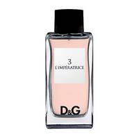 Женская туалетная вода Dolce & Gabbana 3 L`Imperatrice (Дольче Габбана 3 Императрица)