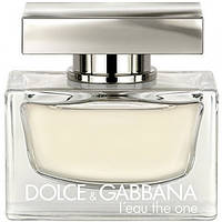 75 мл  Dolce & Gabbana L`Eau The One (ж)