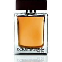 Мужская парфюмированная вода  Dolce&Gabbana The one for Men (Дольче Габбана Зе Ван фо Мен) 100 мл
