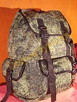 Рюкзак туристический Start P14 пиксель мелкий зеленый 48 литров