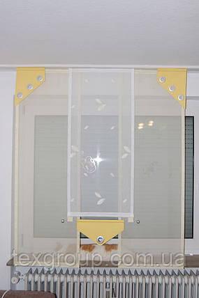 Панельные шторки разных размеров, фото 2