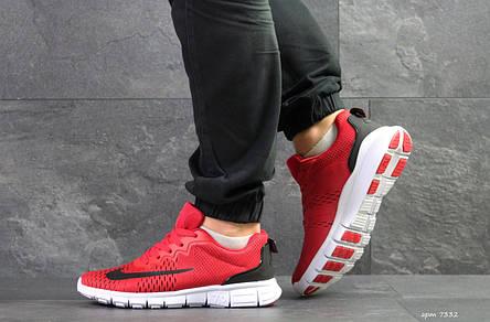 7f70505f Мужские кроссовки Nike Free Run 7.0,сетка,красные 41р: продажа, цена ...