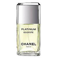 Мужская парфюмированная вода Chanel Egoiste Platinum (Шанель Эгоист Платинум) 100 мл