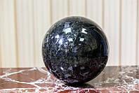 Гранитный шар лабрадорит