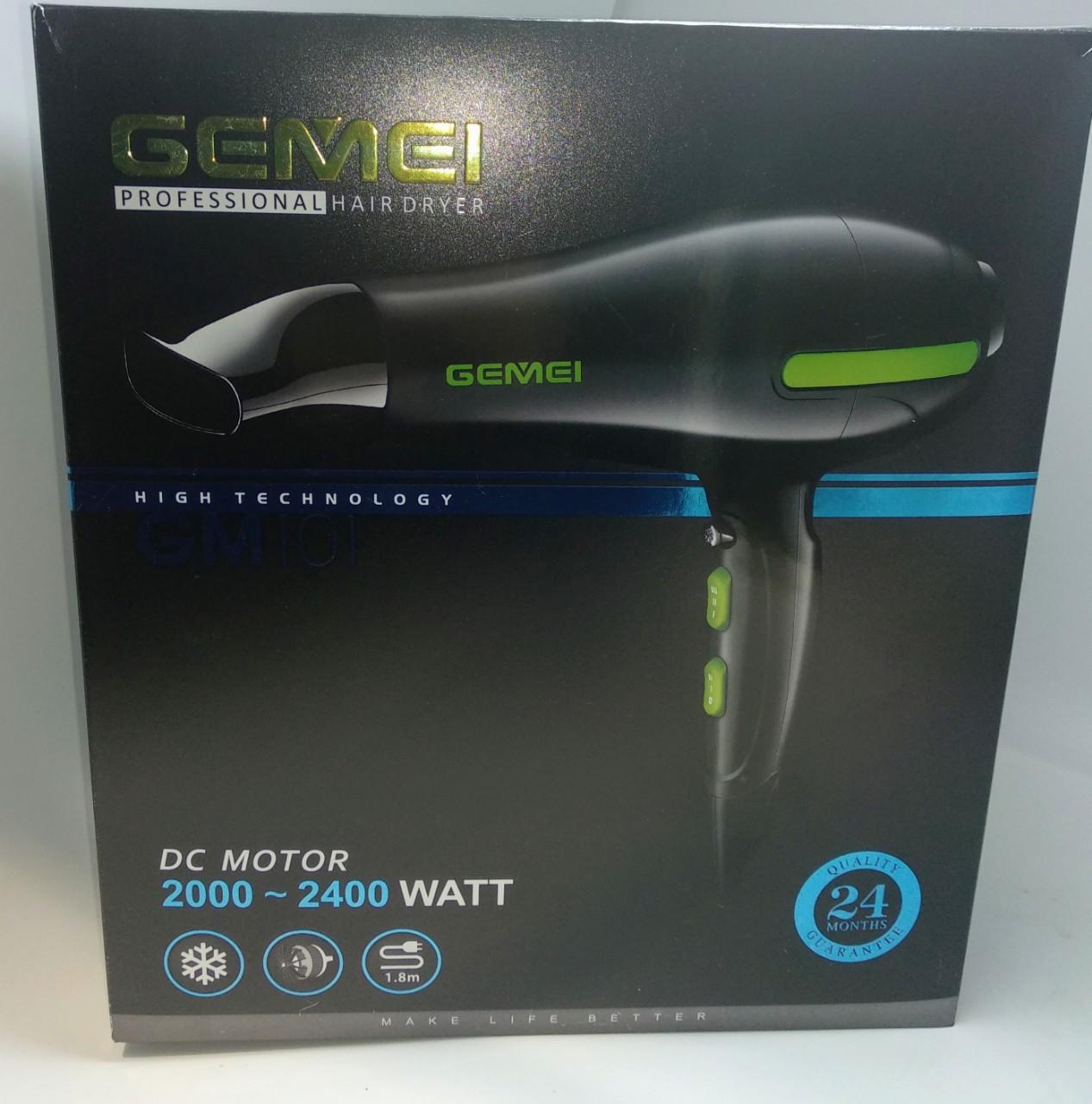 Фен Gemei GМ-101