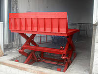 Стол подъемный Docker гидравлический 2500х1500мм, ход 2м