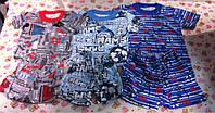 Футболка шорты  цветная кулир, фото 1