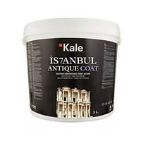 Воск акриловый на декоративные Штукатурки Кале (Kale Antique Coat) 3 л