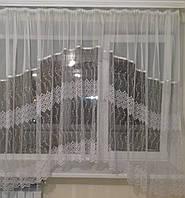 Короткая штора для кухни 4 метра Подарки для домашнего уюта