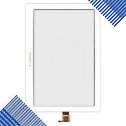 Тачскрин Lenovo A10-30 TAB 2, цвет белый, копия высокого качества