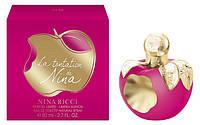 Женская парфюмированная вода Nina Ricci La Tentation de Nina (Нина Риччи Ла Тентейшн де Нина) 80 мл