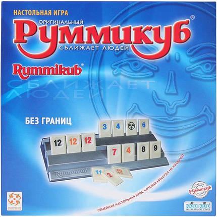 Настольная игра Руммикуб. Без границ (Rummikub Infiniti), фото 2