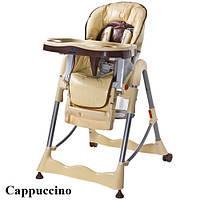 Стульчик для кормления Caretero Magnus Classic Cappuccino
