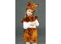 Детский карнавальный костюм Белочка 342-3233115