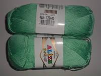 Alize Вahar - 465 зеленая мята