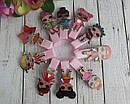Детские заколочки для волос куклы LOL 5 см 10 шт/уп., фото 2