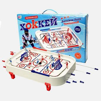 Хоккей детский настольный Joy Toy на штангах Joy Toy +ПОДАРОК