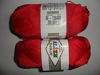 Alize Вahar - 56 красный