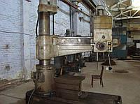 2М55 - станок радиально сверлильный