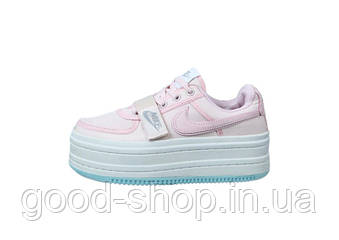 """Женские кроссовки Nike Vandal """"Pink"""" (люкс копия)"""