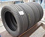 Летние шины б/у 235/55 R18 Pirelli, комплект, 6-7 мм, 2016 г., фото 5