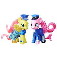 My Little Pony Wonderbolts Fluttershy & Pinkie Pie  (Май Литл Пони Флаттершай и Пинки Пай)