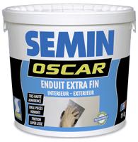 Шпаклівка Semin OSCAR, вологостійка фінішна, 15 кг
