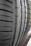 Летние шины б/у 235/55 R18 Pirelli, комплект, 6-7 мм, 2016 г., фото 8