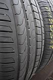 Летние шины б/у 235/55 R18 Pirelli, комплект, 6-7 мм, 2016 г., фото 7
